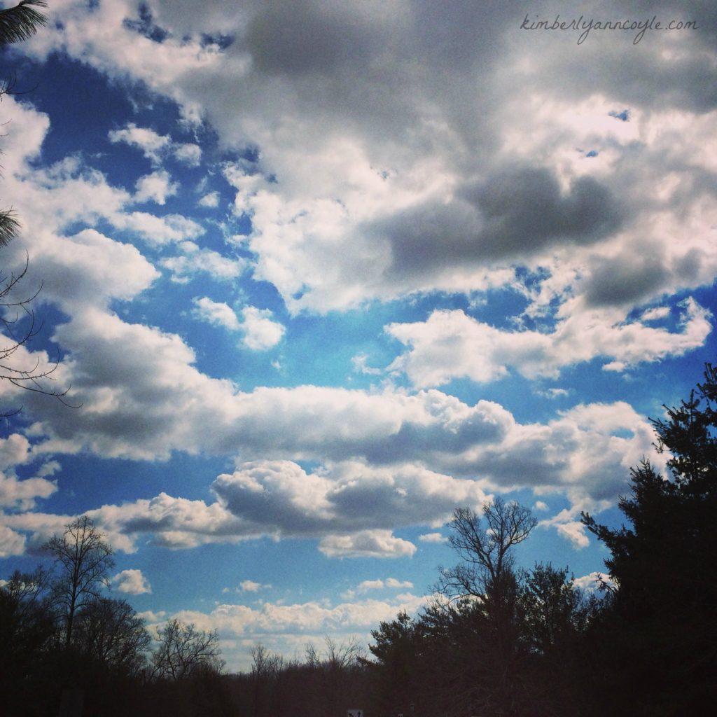 big sky via kimberlyanncoyle.com