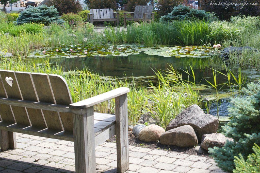 bench via kimberlyanncoyle.com