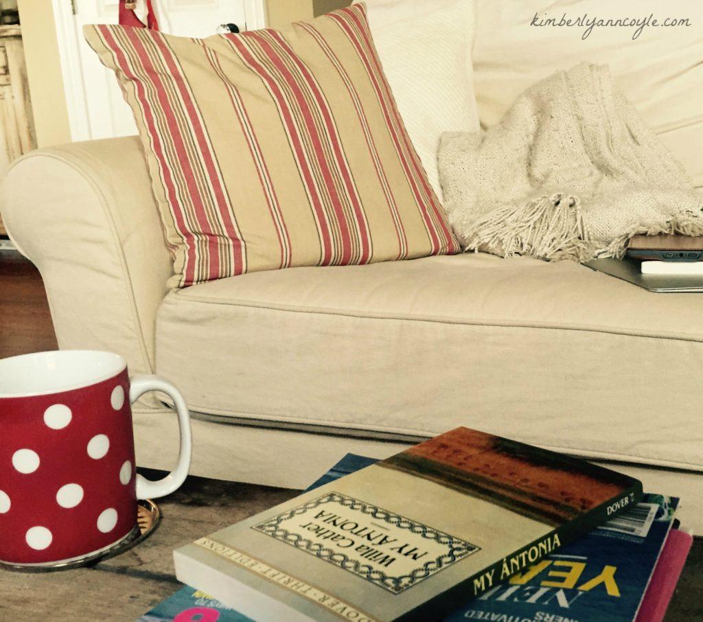 comfort via kimberlyanncoyle.com